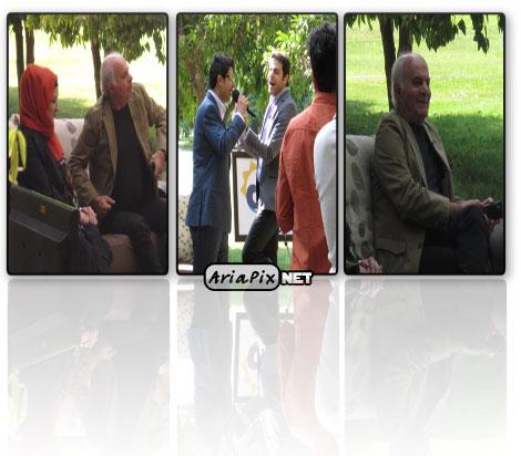 خوشا شیراز سیروس گرجستانی و مریم امیرجلالی