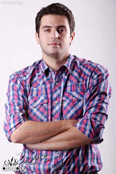 جدیدترین عکس های علی ضیا مجری سیما