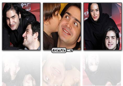 عکسهای کنسرت  محسن یگانه حضور بازیگران