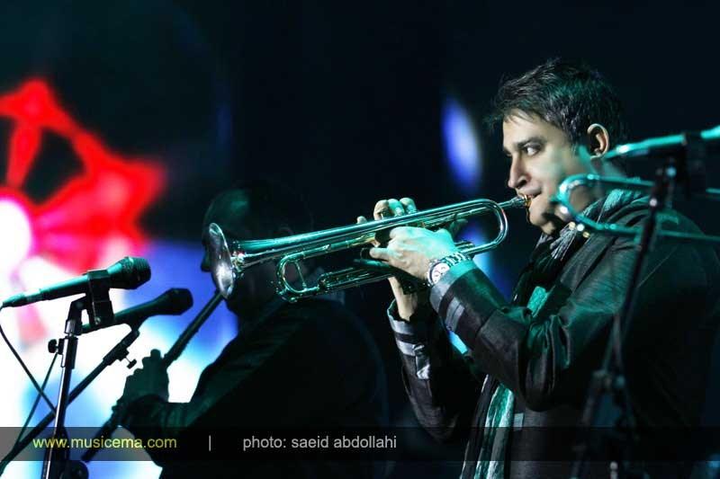 کنسرت بهمن 91 محسن یگانه
