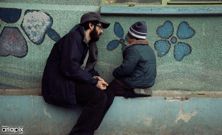 فیلم دهلیز با بازی هانیه توسلی و رضا عطاران
