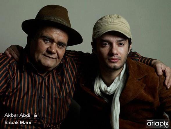اکبر عبدی,عکسهای جدید اکبر عبدی