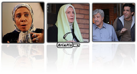 تصاویر جدید سریال تهران پلاک یک