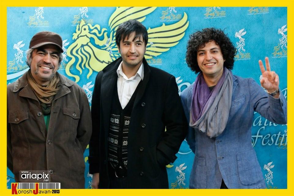 افتتاحیه سی و یکمین جشنواره فیلم فجر 91
