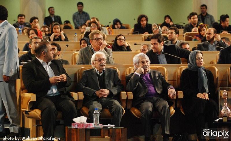عکسهای جشن درخت با  حضور هنرمندان اسفند  91