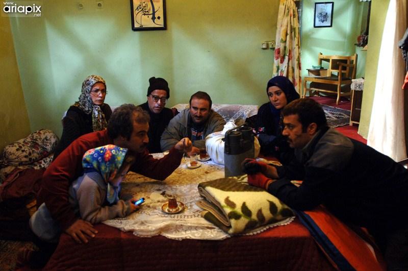 عکسهای جدید سریال نوروزی پایتخت 2