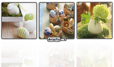 عکس های جدید از تزئین تخم مرغ هفت سین