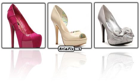 مدل جدید کفش دخترانه فروردین 92