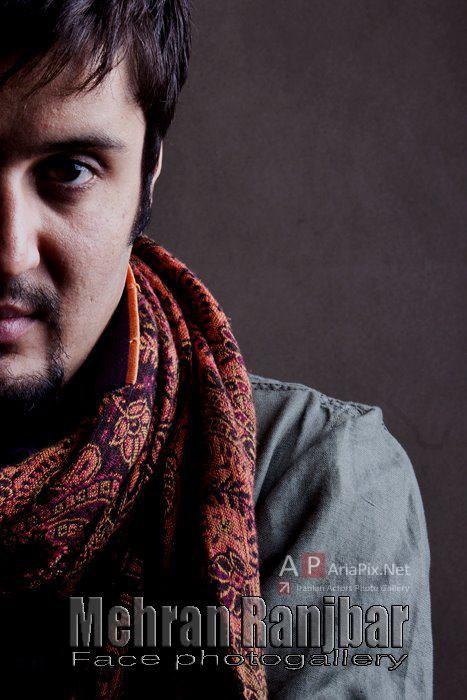 عکس جدید مهران رنجبر