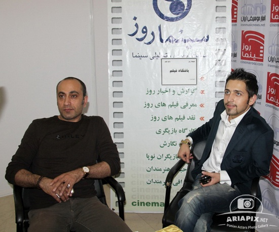 محسن افشانی ,عکس جدید از محسن افشانی