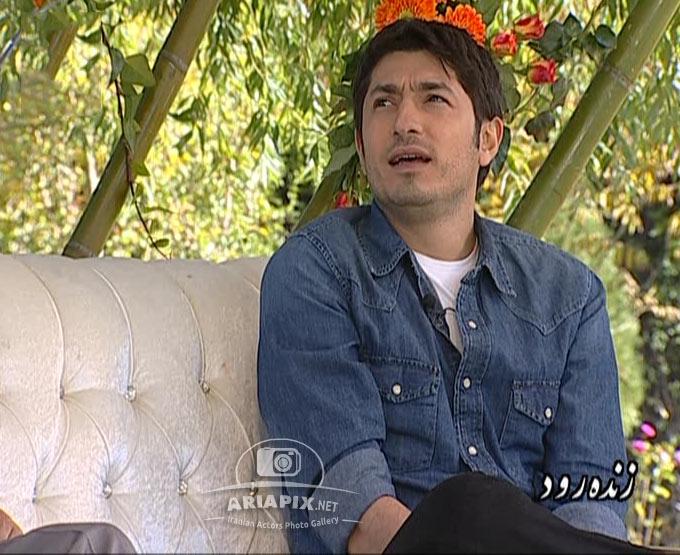 مجتبی رجبی , عکس های جدید مجتبی رجبی در زنده رود