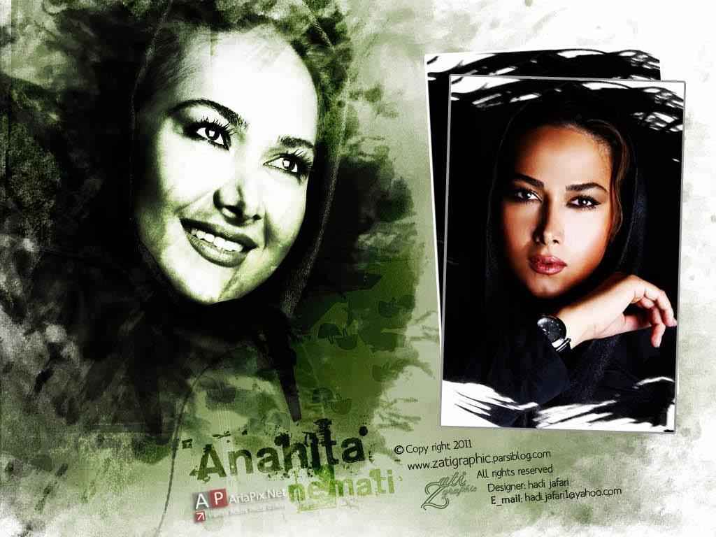 پوستر جدید بازیگران - آنا نعمتی