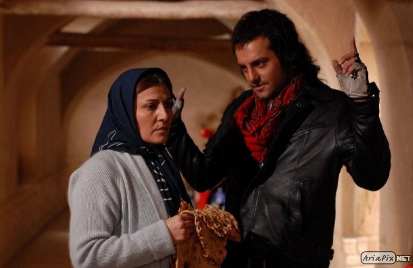 عکس عروسی حامد کمیلی