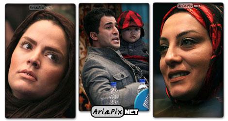 اختتامیه تولیدات تلویزیونی جام جم با حضور بازیگران