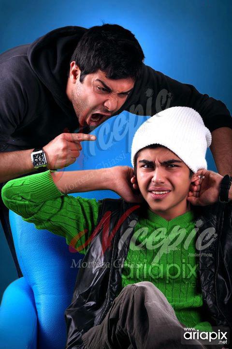 عکسهای جدید حسین مهری و ارسلان قاسمی;رفقای جدید و صمیمی
