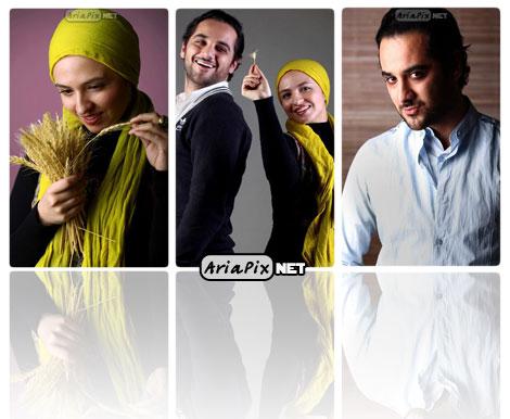 عکس های جدیدگلاره عباسی و عطا عمرانی