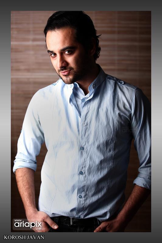 عطا عمرانی , عکس جدید از عطا عمرانی , عطا عمرانی بازیگر سریال شیدایی , بیوگرافی عطا عمرانی