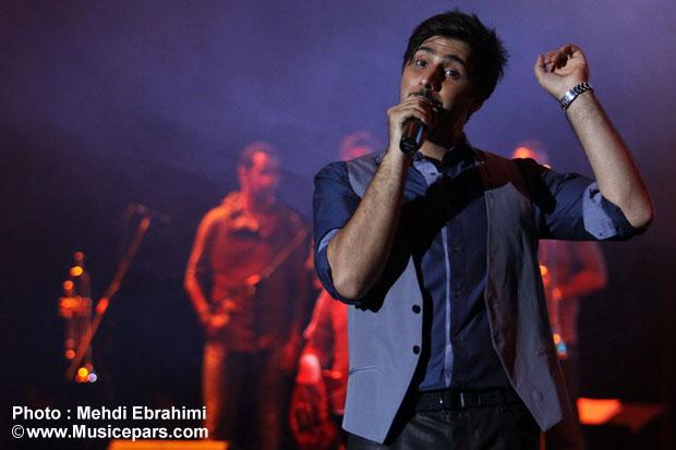کنسرت احسان خواجه امیری مرداد 90