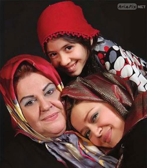 عکس   عکسهای بازیگران به همراه فرزندانشان