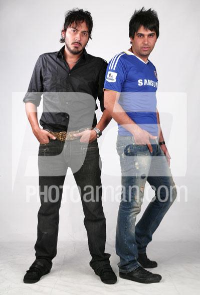 عکس های جدید از نیما شاهرخ شاهی