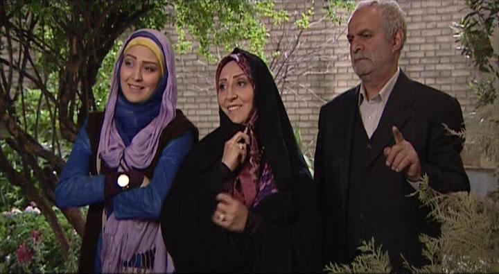 مریم معصومی بازیگر سه دونگ سه دونگ