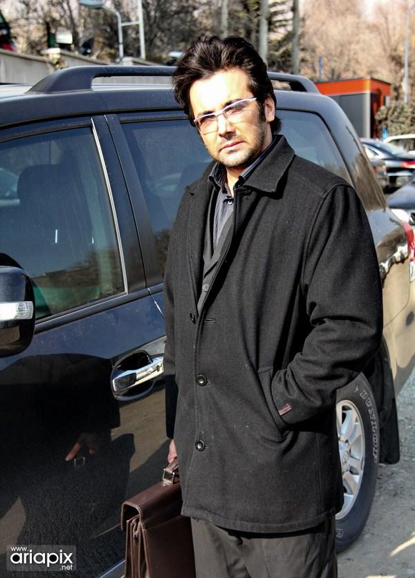 حسام نواب صفوی , جدیدترین عکس از حسام نواب صفوی