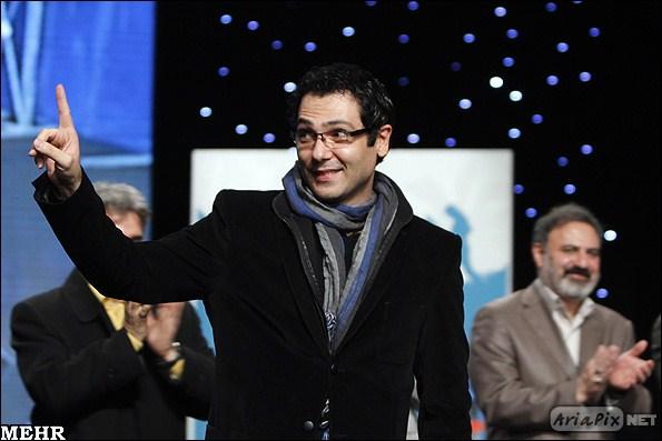مراسم چهلمین سالگرد شبکه یک با حضور بازیگران