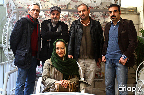 عکسهای بازیگران تا ثریا,حسین مهری,الناز حبیبی,آزیتا حاجیان