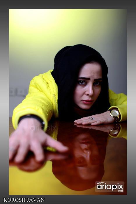 الناز حبیبی , جدیدترین عکس الناز حبیبی , تصاویر الناز حبیبی - بهمن 90