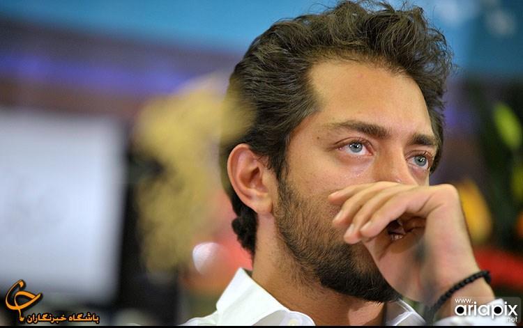 عکسهای جدید مهناز افشار و بهرام رادان در نشست فیلم پل چوبی