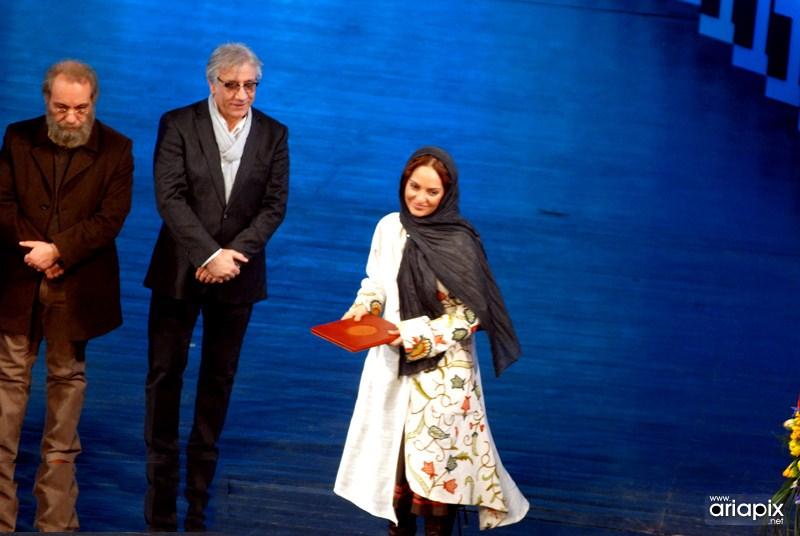 عکسهای مراسم اختتامیه سی امین جشنواره فیلم فجر