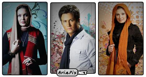 پوسترهای جدید بازیگران
