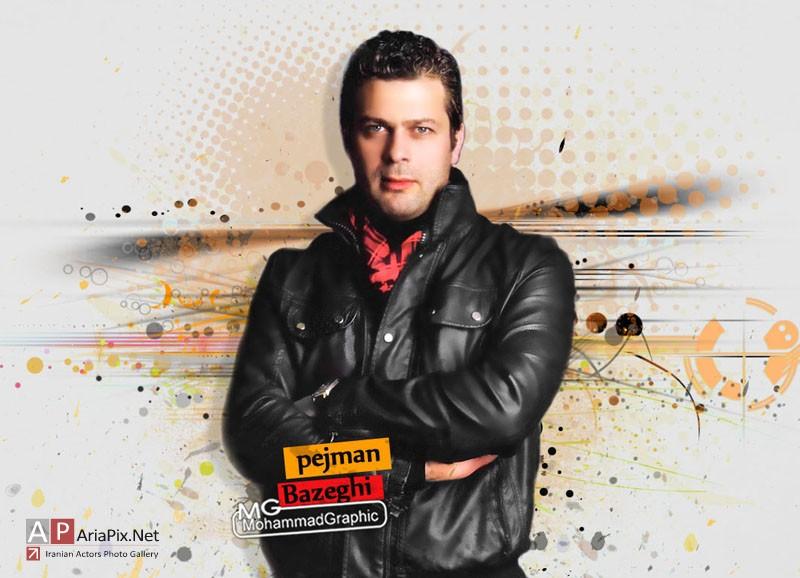 پوستر جدید از پژمان بازغی مهر 90