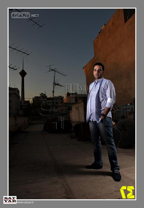 احسان علیخانی , عکسهای جدید احسان علیخانی مهر 90