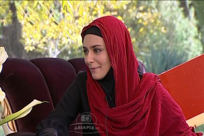 عکس   عکسهای لیندا کیانی و عباس غزالی در برنامه زنده رود