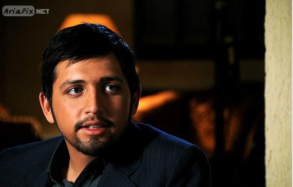 محسن افشانی در سریال از یاد رفته