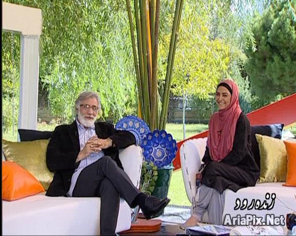 برنامه زنده رود 11 شهریور - مسعود رایگان و هدی زین العابدین