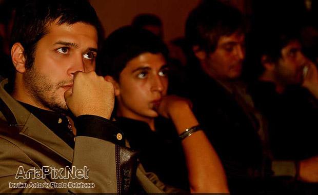 عکسهای بازیگران در کنسرت احسان حق شناس شهریور 90