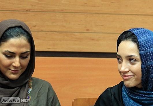 عکس جدید از خاطره اسدی ,عکس جدید از هدی زین العابدین , عکسهای  بازیگران سقوط یک فرشته