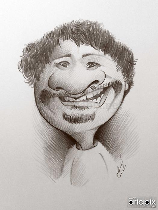کاریکاتور جدید بازیگران ایرانی 92