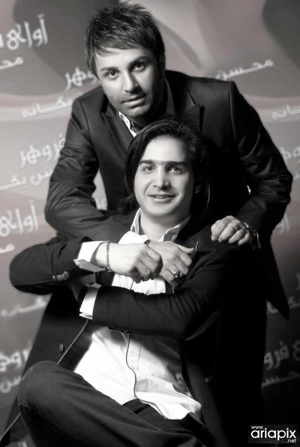 عکسهای علی لهراسبی خواننده ایرانی