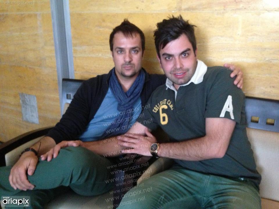 عکسهای بازیگران مرد ایرانی  فروردین 92