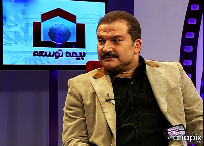 مهدی سلطانی بازیگر مرد ایرانی