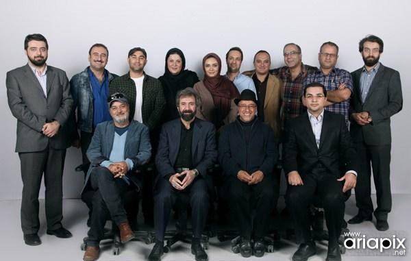 مراسم تقدیر بازیگران و عوامل سریال پایتخت 2