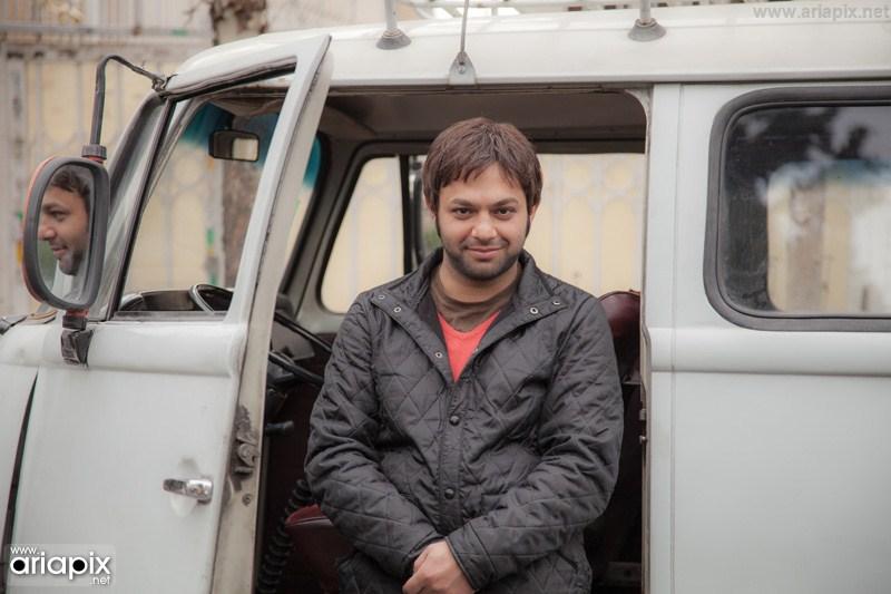 فیلم برف روی کاج ها با حضور مهناز افشار