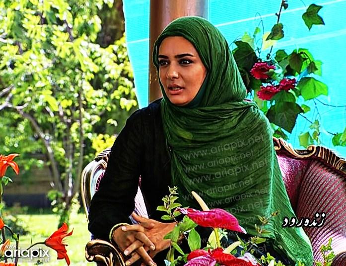 لیندا  کیانی  واحمد مهرانفر  بازیگران در زنده رود