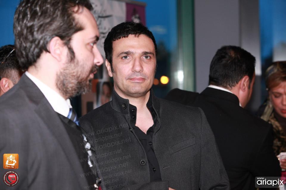 محمدرضا فروتن,مصطفی زمانی حسین یاری تورنتو 2013