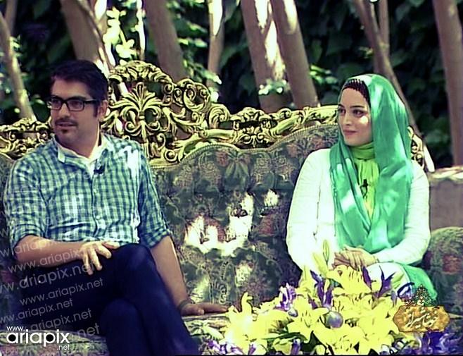 عکسهای مهدی پاکدل و همسرش بهنوش طباطبایی در خوشا شیراز