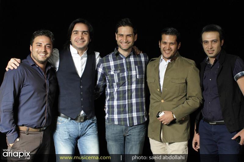 عکسهای کنسرت 92 محسن یگانه با حضور بازیگران ایرانی