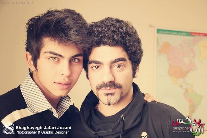 جدیدترین عکسهای ارسلان قاسمی بازیگر نوجوان ایرانی
